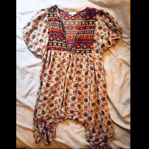 Umgee Tribal Blouse
